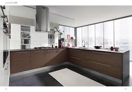 modern walnut kitchen elegant modern dark kitchen taste