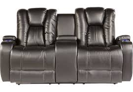 Microfiber Reclining Loveseat With Console Reclining Loveseats For Sale Loveseat Recliner Styles