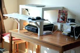 Lifehacker Standing Desk Ikea Showy Stand Up Desk Ikea Ideas Trumpdis Co