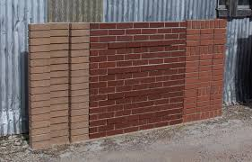 Outdoor Wainscoting File Brickmockuppanel Jpg Wikipedia