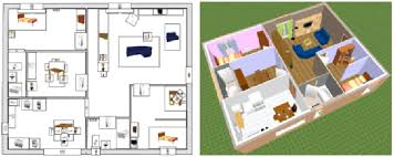 home layout design rules computed layout based on the design rules with comparison with