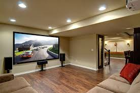 Sectional Sofas Ideas Brown Curved Sectional Sofa Combine Basement Home Theater