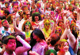 Colors Of Spring 2017 Holi Hai 2017 Spring Color Festival By Nyc Bhangra Tickets Sat