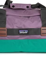 Tyrian Purple Patagonia Arbor 30l Duffel Bag Tyrian Purple Accessories From