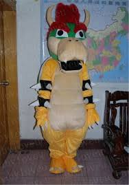 Mascot Halloween Costumes Popular Bowser Halloween Costumes Buy Cheap Bowser Halloween