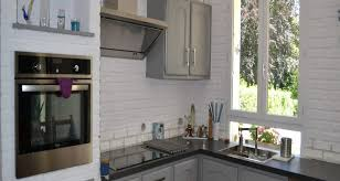 relooker cuisine bois le impressionnant avec intéressant relooker cuisine rustique avant