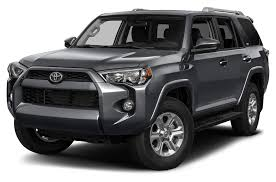 2016 toyota 4runner new car test drive