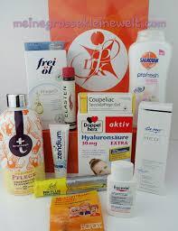 Luitpold Apotheke Bad Steben Ausgepackt Beauty Box Von Medikamente Per Klick De Meine Grosse