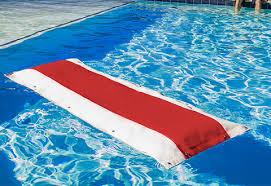 beanbag pool float sharper image