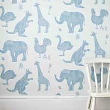 Kid Room Wallpaper by Kids Room Decor With Playful Shadows