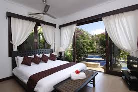 appealing tropical zen bedroom with white curtains also wood bench appealing tropical zen bedroom with white curtains also wood bench