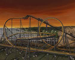 Six Flags Highest Ride Apocalypse Six Flags America Alchetron The Free Social