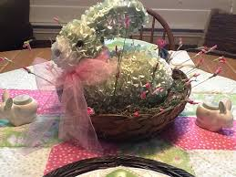 Easter Kitchen Table Decor by Kitty U0027s Kozy Kitchen March 2012