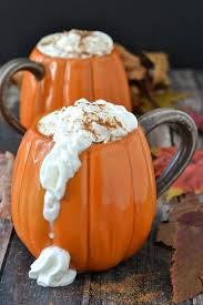 slow cooker pumpkin spice latte mother thyme