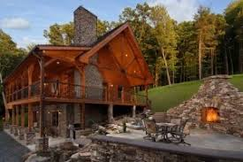 logcabin homes cabin living features timberhaven log timber homes