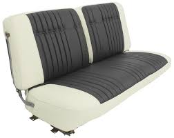 distinctive industries cadillac seat upholstery 1960 coupe