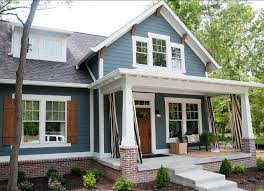 the perfect paint schemes for house exterior siding colors