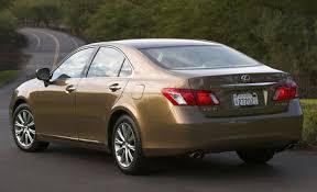 lexus es 350 hybrid review lexus es reviews lexus es price photos and specs car and driver