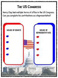 henry clay facts worksheets u0026 political biography for kids