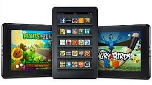is kindle android kindle takes 54 of android tablet market study