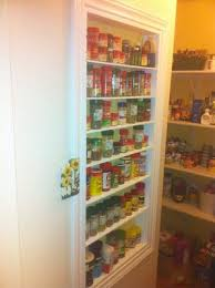 wall spice cabinet with doors organizing storing spices ideas solutions for your kitchen