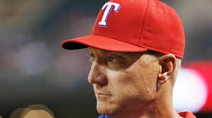 Jordan Banister Rangers Manager Jeff Banister Ejected For First Time For Arguing