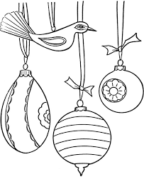 Christmas Tree Coloring Pages Christmas Tree Coloring Pages Tree Coloring Pages Ornaments