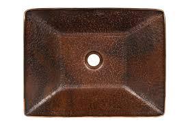 copper vessel sinks ebay copper vessel sink maestro sonata native trails attractive bowl