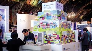 home design and lighting all about exhibitions stands design and lighting spinning clock