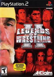 Backyard Wrestling Soundtrack Legends Of Wrestling 2 Videogame Soundtracks Wiki Fandom