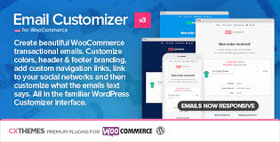 email customizer for woocommerce best html5 wordpress