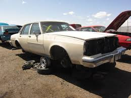 junkyard find 1984 oldsmobile delta eighty eight royale brougham