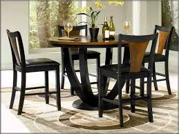 sofa amusing black round kitchen tables glass dining table and 4