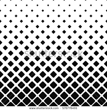 Design Black And White Black White Square Pattern Background Design Stock Vector