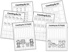 skip counting is an important skill for 2nd grade because it is