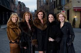 real housewives of new york then u0026 now