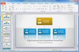 Org Chart Template Powerpoint 2013 Pontybistrogramercy Com Powerpoint Chart Template