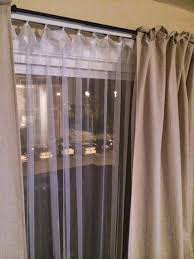 sew many ways hiding al apartment vertical blinds regarding with curtains remodel 5
