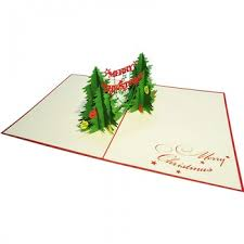 amazing 3d pop up handmade christmas card seasonal greeting cards