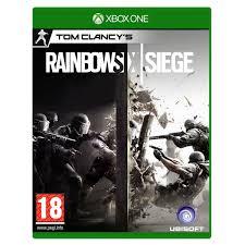 siege de jeux rainbow six siege xbox one jeux xbox one ubisoft sur ldlc com