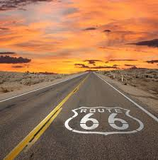 us route 66 arizona map 5 usa road trips to take before you die route 66 road trips and