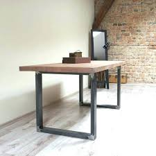 industrial glass dining table diy industrial dining table industrial dining room table diy