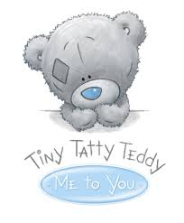 16 tatty teddy wall stickers me to you 6 tiny tatty teddy baby me to you 6 tiny tatty teddy baby collectors plush