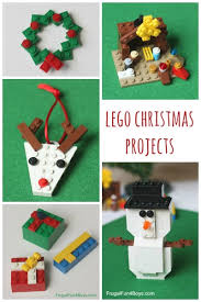 five lego projects to build with
