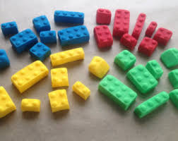 edible legos edible legos etsy