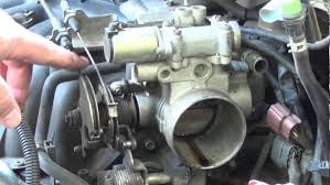 how to fix a sticking accelerator cable throttle body replace