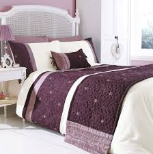 Spiderman Double Duvet Chartwell Amy Floral Plum U0026 White Double Bed Cover Set