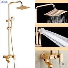 high quality wholesale golden shower bath faucet from china golden