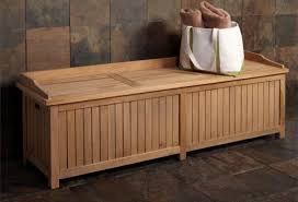 Indoor Teak Furniture Bench Indoor Benches With Storage Industrial Storage Bench