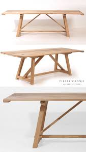 Natural Wood Dining Room Table by 52 Best Dining Tables Images On Pinterest Dining Tables